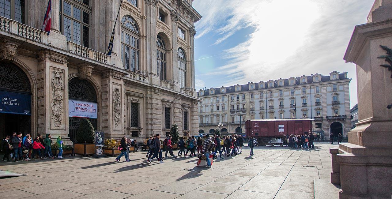 TORINO / Palazzo Madama